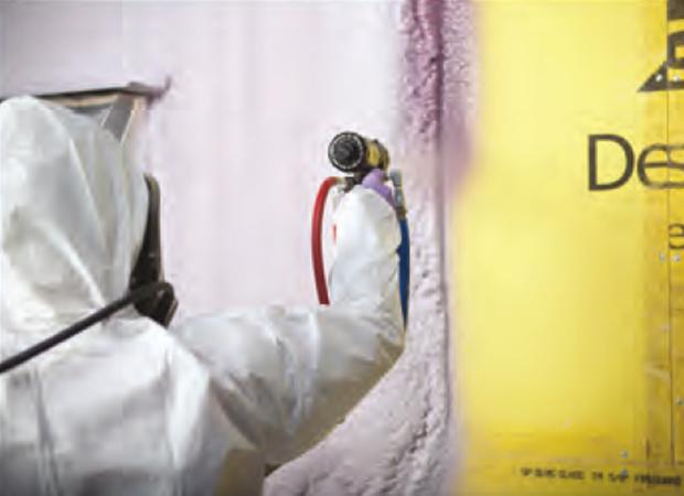 Spray Foam Insulation SE WI
